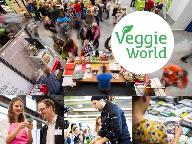 Veggie world paris 2016 vegan france annuaire v gane for Salon vegan paris 2017