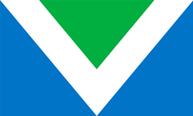 drapeau vegan