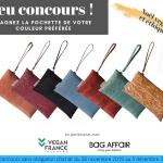Concours Bag Affair – Une pochette bracelet en liège à gagner !