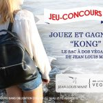 CONCOURS JEAN LOUIS MAHÉ – Un sac à dos KONG à gagner !