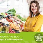 Une faculté allemande propose le premier diplôme universitaire de management en nutrition végane