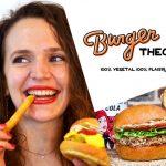 Burger Theory le nouveau fast-good végane et gourmand parisien