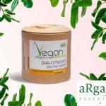 Argalys Essentiels lance une innovation DHA-Omega 3 vegan
