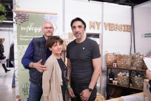 myVeggie au salon Veggie World Paris 2019 (c) Veggie World Paris