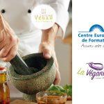 Le CEF lance le CAP Cuisine spécialisation végétale avec La Véganista