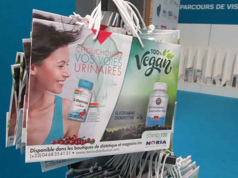Entrée Salon - Natexpo 2019 - Vegan France