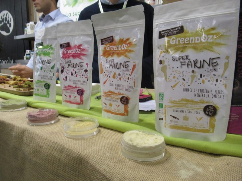 Greendoz - Natexpo 2019 - Vegan France