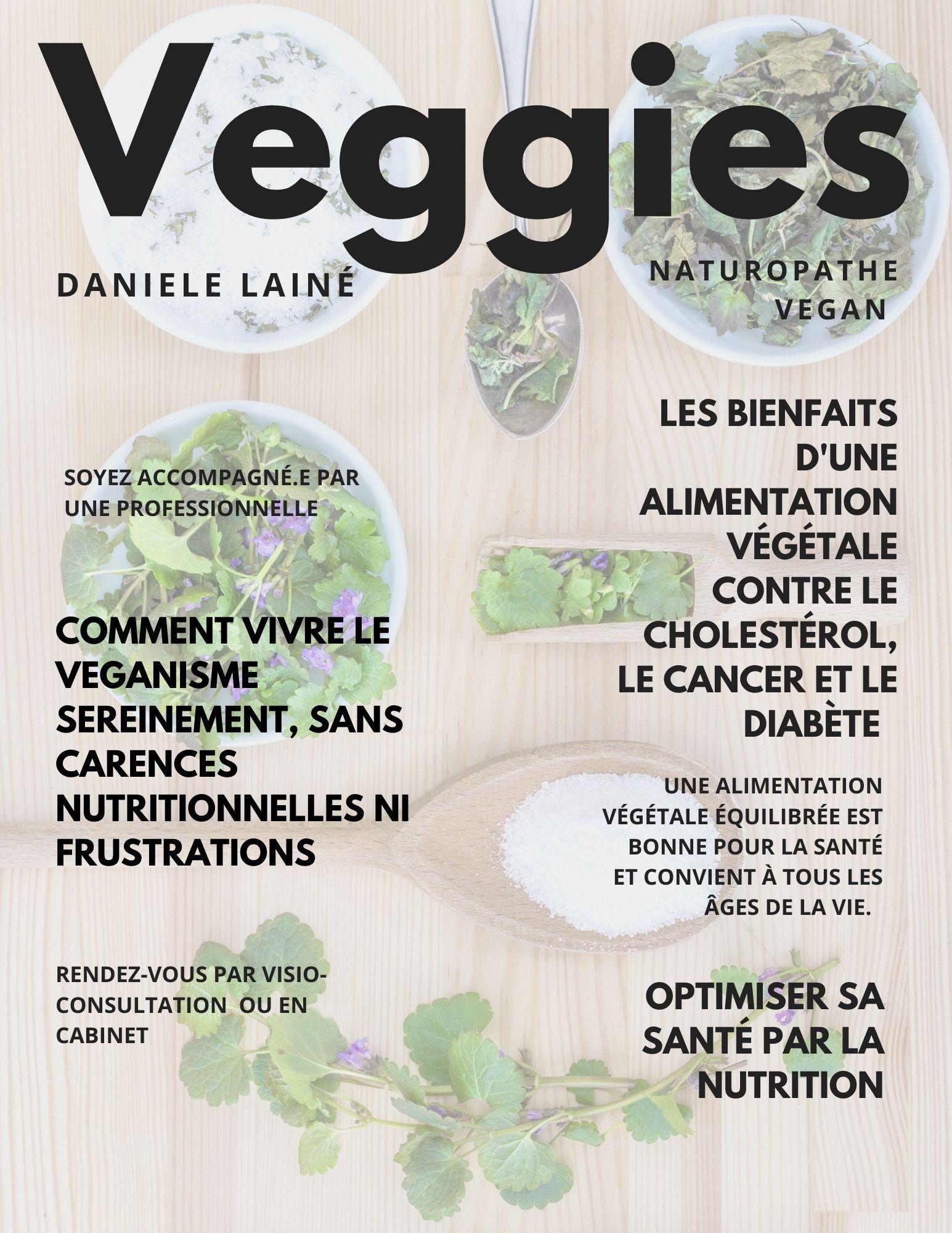 Bien vivre le veganisme