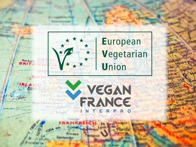 Vegan France rejoint l'Union Végétarienne Européenne