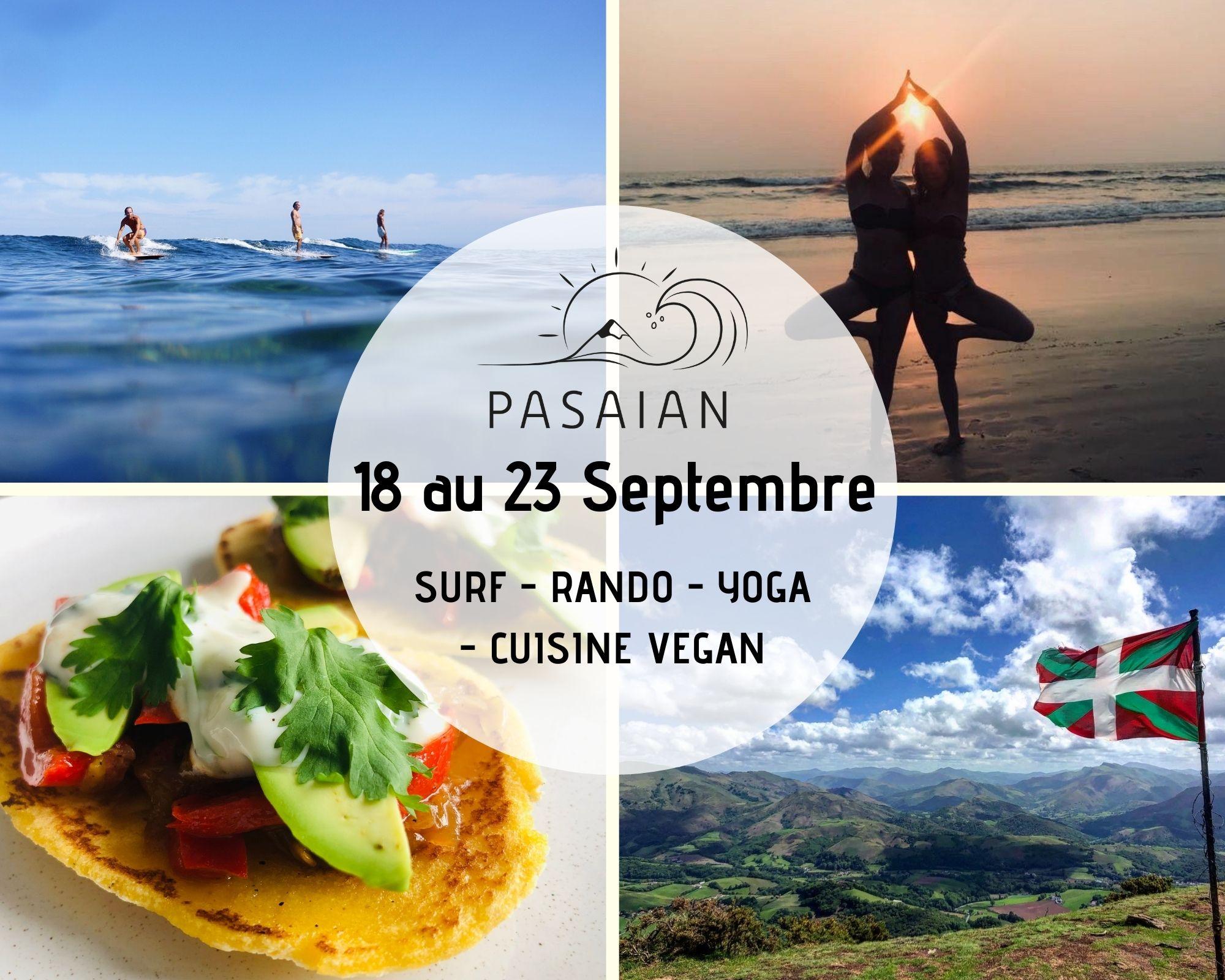 Vegan trip au pays Basque
